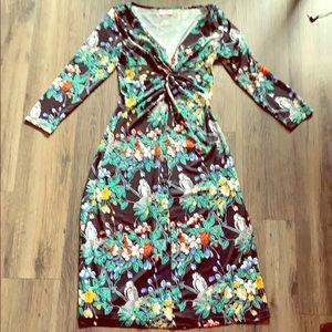 Leona Edmiston  floral dress 2